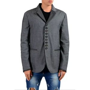 John Varvatos Multi Button Sport Jacket Blazer
